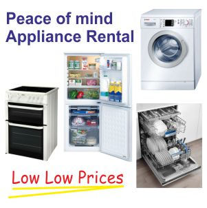 low price appliance rental